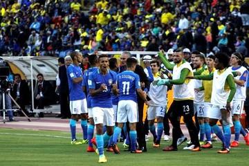 Brasil da golpe en la mesa con gol de Neymar y doblete de Gabriel Jesús
