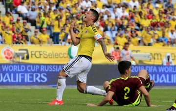 Colombia gana de local