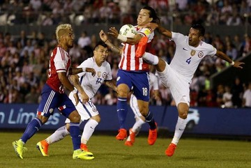 Paraguay madruga a Chile