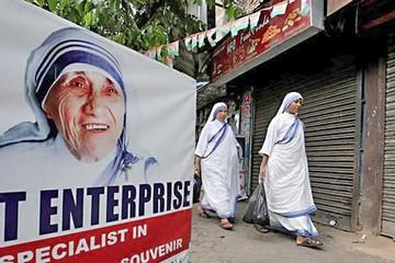 Teresa de Calcuta será santa desde hoy