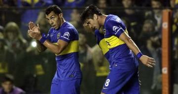 Boca derrotó a Libertad