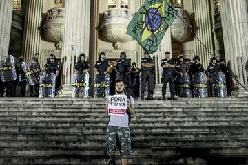 Dilma Rousseff, triste final para la primera presidenta de Brasil