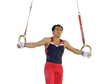 Alejandro Chumacero Quiere sumar  más medallas