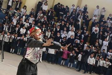El Festiniños se traslada a las escuelas
