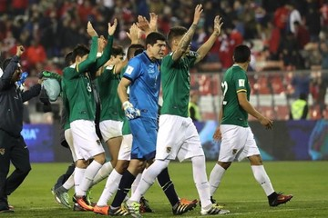 Bolivia le ahoga la fiesta a Chile