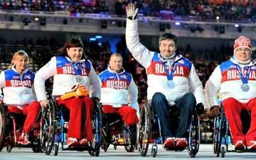Paralímpicos divididos