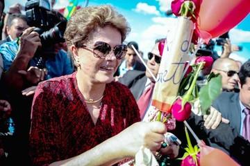 Rechazan primer recurso presentado por Rousseff