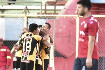 The Strongest suma tres puntos valiosos en Cochabamba