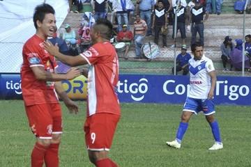 Guabirá golea 5-2 a San José en Montero