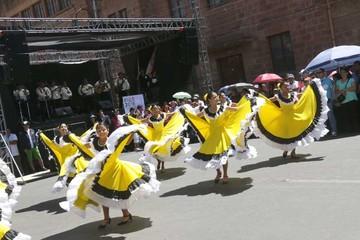 FIC: Hoy se abre la  bienal internacional  infantil de danza