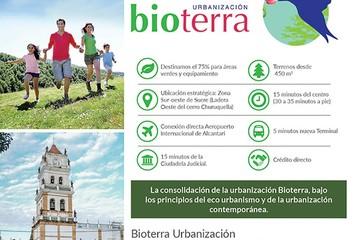 """""""Bioterra"""", proyecto de urbanización con los principios del ecourbanismo"""