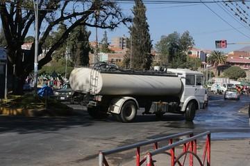 Sucre: Zonas norte y este  siguen sin agua potable