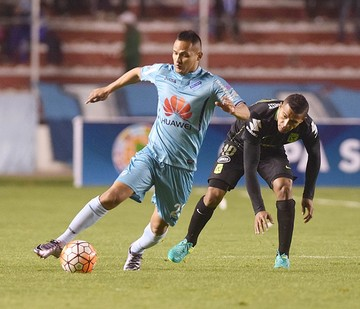 Bolívar convencido de que puede  eliminar a Atlético