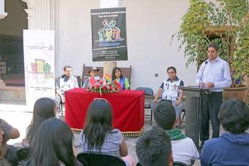 Jóvenes de cuatro ciudades debaten temas de su sector