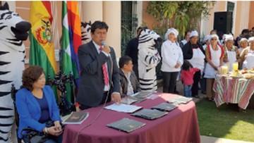 Lanzan agenda de festejo de la fundación de Sucre