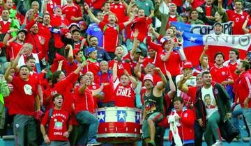 FIFA abre proceso a Chile