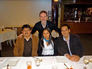Sociedad Boliviana  de Periodoncia
