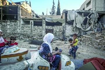 Siria: 11 muertos en un ataque aéreo contra el EI