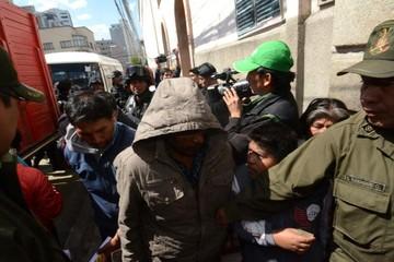 Seis cooperativistas mineros fueron detenidos por la muerte de Illanes