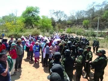 Evo pide a Chuquisaca respetar el estudio del campo Incahuasi