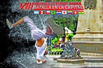 Arranca la octava versión  del festival de Street Dance