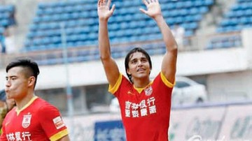 Martins anota en la victoria del Changchun Yatai