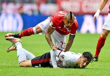 El Bayern sigue primero