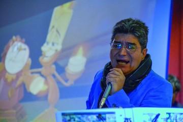 Ricardo Silva, el artista que revolucionó el Final Fest en Potosí