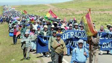 Cooperativistas rentistas advierten con marchas