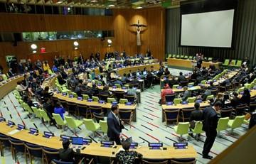 Líderes mundiales prometen apoyo a los refugiados