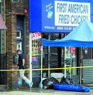 Detienen a sospechoso de dos ataques en EEUU
