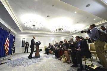 Obama pide avances económicos a China y busca cooperar ante Norcorea