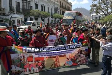 Líderes y delegados indígenas abren este martes la Cumbre Nacional de Justicia Indígena