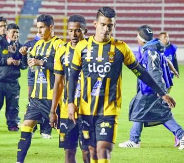 El Tigre resigna puntos en casa ante Real Potosí