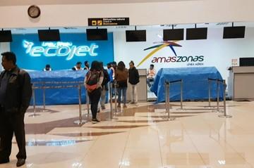 Anuncian peticiones de informe por deficiencias en la cubierta del aeropuerto Alcantarí