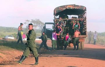 Colombia: Las FARC cierran 52 años de presencia guerrillera