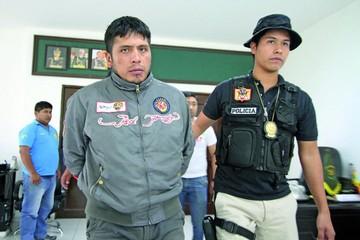 Aprehenden al presunto asesino de viceministro Rodolfo Illanes