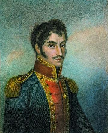 Bolívar casi un semidiós