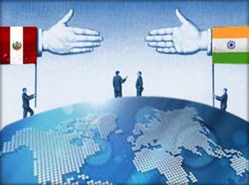 Delegación de India llega a Perú en busca de negociación de TLC