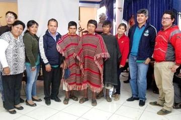 Conforman en Tarabuco el Comité de Salvaguarda para proteger el Pujllay y el Ayarichi