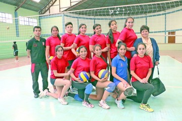 Voleibol de élite retorna a la Capital