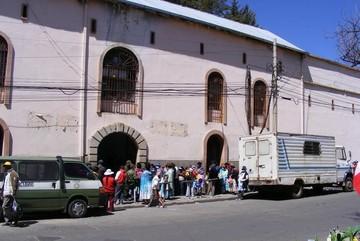 Policía frustra fuga de colombianos, chileno y boliviano de cárcel en La Paz