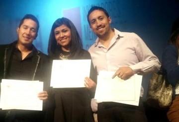 Tres bolivianos innovadores ganan premio de Estados Unidos