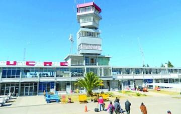 Aeropuerto Juana Azurduy será terminal presidencial