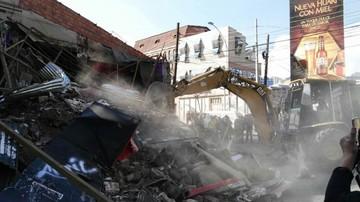 Club nocturno Katanas termina en escombros