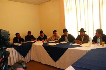 Evo: El estudio sobre Incahuasi ha cumplido con todos los requisitos