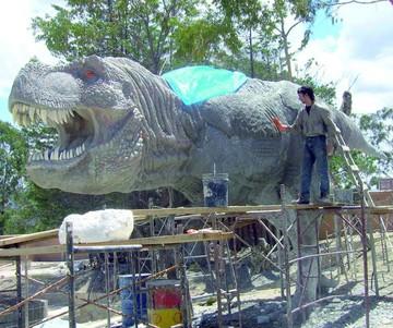 Fábrica de Dinosaurios