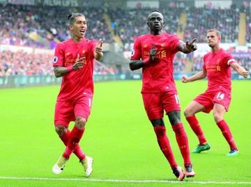 Liverpool continúa en racha