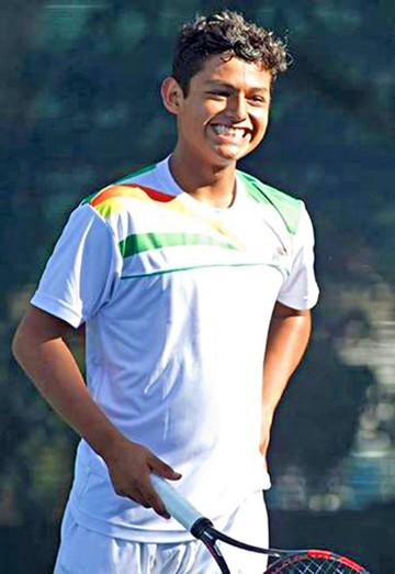 Tenista boliviano obtiene nuevo título internacional