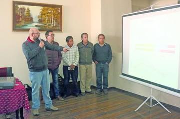 Comprometen arreglar cubierta de Alcantarí hasta el 9 de noviembre